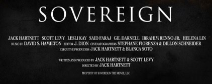Sovereign Filming - Afterthoughts